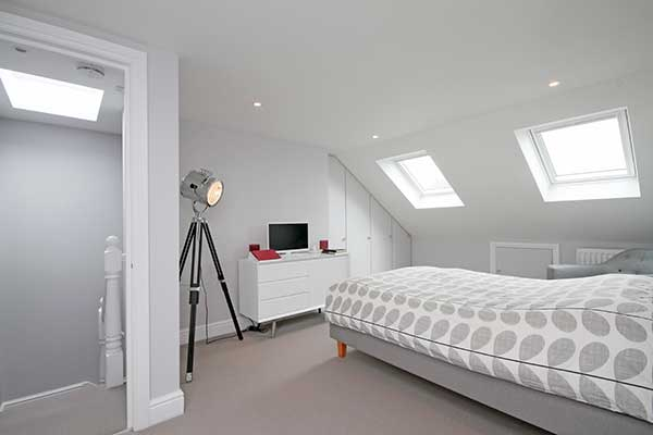 Loft Conversion - Made by SMA